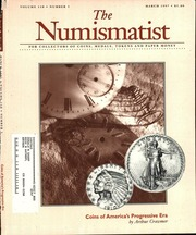 The Numismatist, March 1997