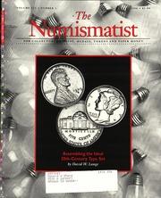 The Numismatist, January 1998