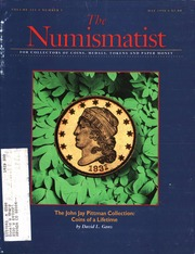 The Numismatist, May 1998
