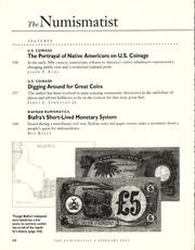 The Numismatist, February 2001