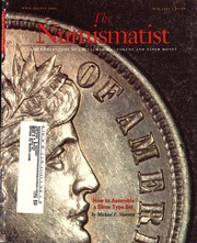 The Numismatist, May 2002