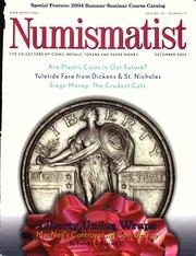 The Numismatist, December 2003