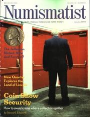 The Numismatist, January 2003