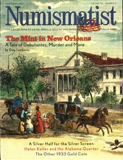 The Numismatist, March 2003