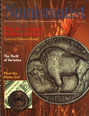 The Numismatist, May 2003