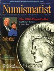 The Numismatist, August 2004