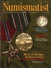 The Numismatist, May 2004