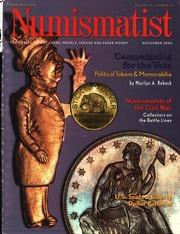 The Numismatist, November 2004