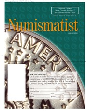 The Numismatist, August 2007