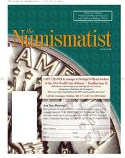 The Numismatist, June 2008