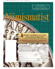 The Numismatist, November 2008