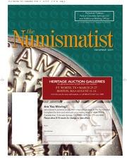 The Numismatist, December 2009