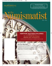 The Numismatist, July 2010