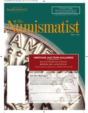 The Numismatist, June 2010