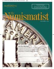 The Numismatist, November 2010