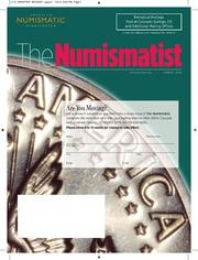 The Numismatist, August 2012