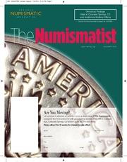 The Numismatist, January 2012
