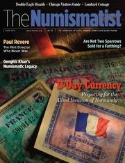 The Numismatist, June 2014