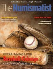 The Numismatist, October 2014