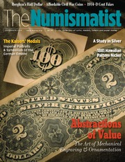 The Numismatist, September 2014