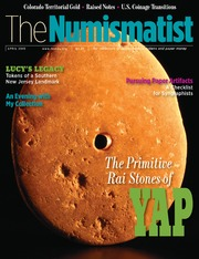 The Numismatist, April 2015