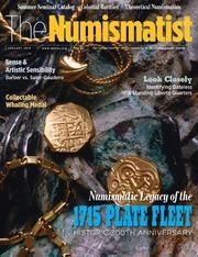 The Numismatist, January 2015