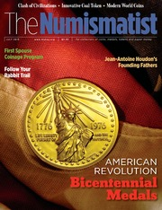 The Numismatist, July 2015