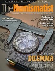 The Numismatist, November 2015