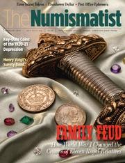 The Numismatist, February 2016