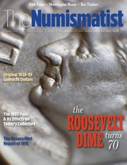 The Numismatist, March 2016