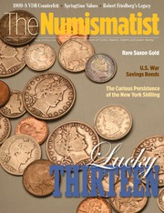 The Numismatist, May 2016 (pg. 9)