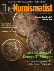 The Numismatist, September 2016