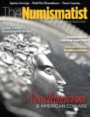 The Numismatist, April 2017