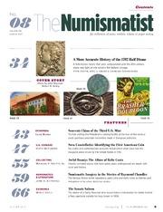 The Numismatist (August 2017)