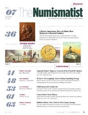 The Numismatist (July 2017)