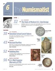 The Numismatist (June 2017)