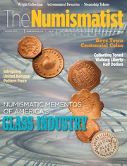 The Numismatist, March 2017