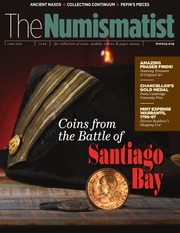 The Numismatist (June 2018)