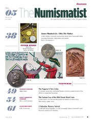 The Numismatist (May 2018)