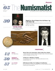 The Numismatist (May 2019)