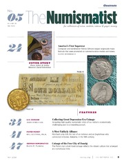 The Numismatist (May 2020)