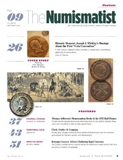 The Numismatist (September 2018)