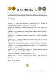 O Numismata (no. 1)