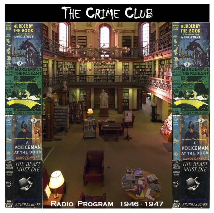 Crime Club - Single Episodes : Old Time Radio Researchers Group