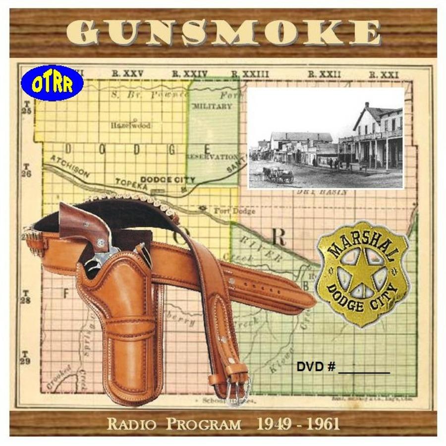 Gunsmoke - Single Episodes : Old Time Radio Researchers