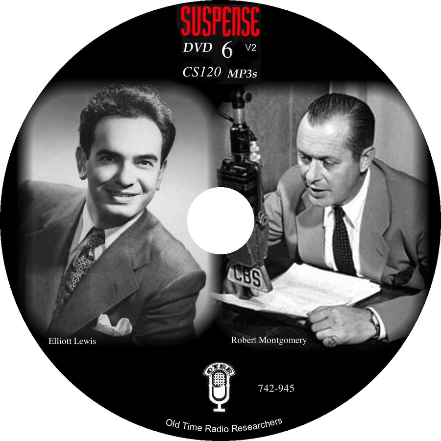 Suspense 1947 - Single Episodes : Old Time Radio Researchers