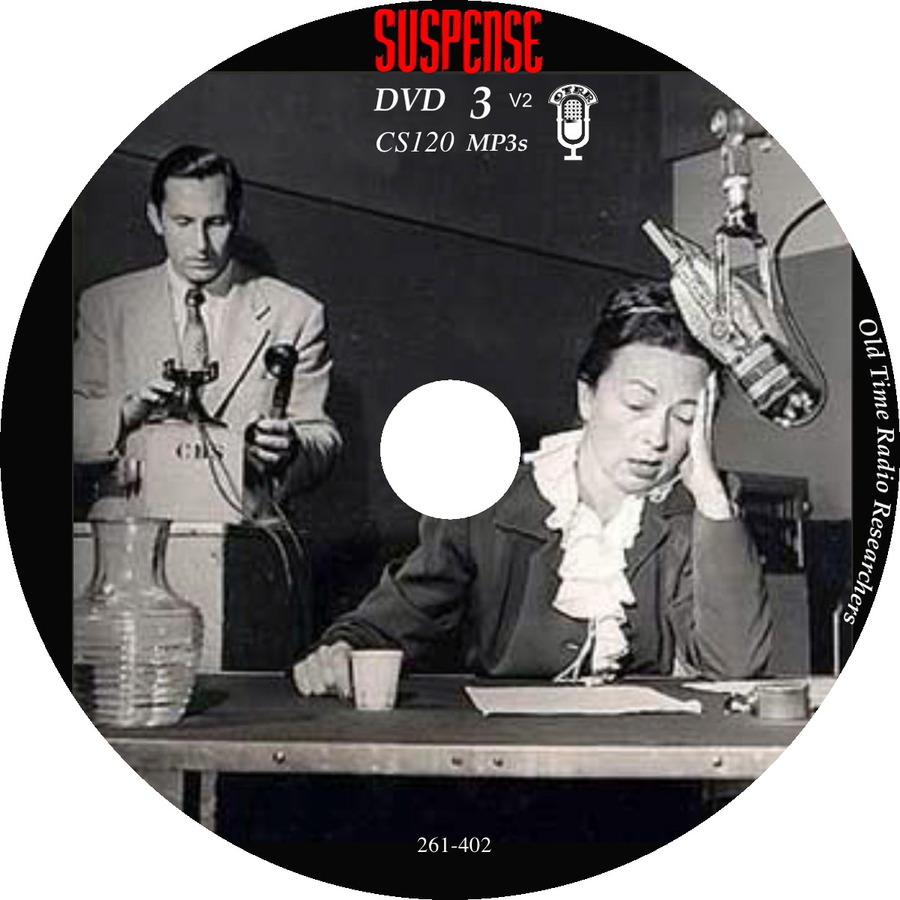 Suspense 1950 - Single Episodes : Old Time Radio Researchers