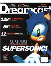 The Official Dreamcast Magazine : Free Texts : Free Download