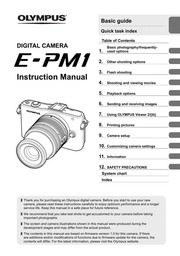 olympus e pm1 digital camera user manual olympus free download rh archive org Olympus Digital Camera Olympus Digital Camera