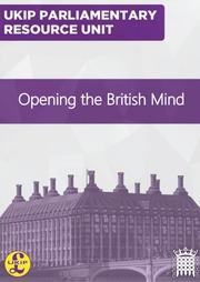 Opening The British Mind